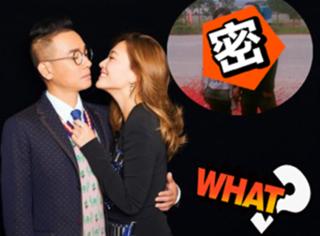 陈小春应采儿七年前结婚旧照曝光,夫妻俩穿的太接地气了