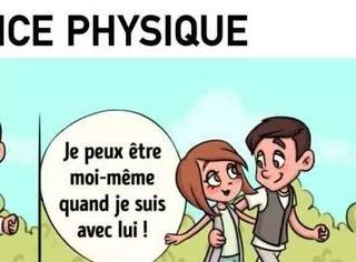 13张漫画带你认识法国人眼中30岁前后的爱情差异吧~