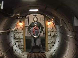 核导弹发射井被改造成温馨的民宿,这样的旅馆你敢住么?
