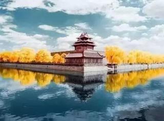 故宫一年四季美景,100多张壁纸!美哭了