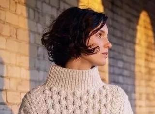 今年流行的毛衣,大一号才时髦!