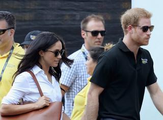 哈里王子公布婚期,非裔女友会是理想王妃吗?