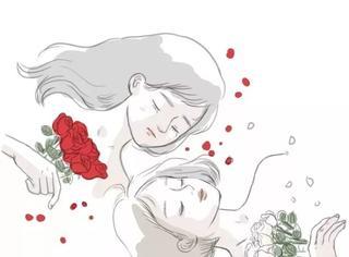 """爱情里的女人分两种,你是""""红玫瑰""""还是""""白玫瑰""""?"""