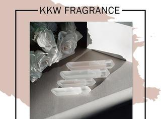 金·卡戴珊推出的香水品牌,包装居然走的冷淡路线?