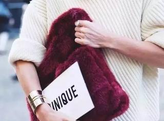 冬天除了衣服要暖,包包也要配合你!