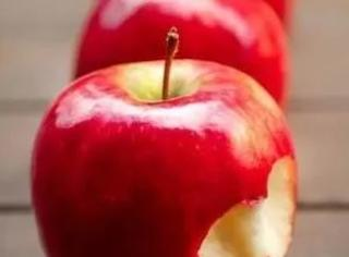 你怎样吃苹果,一秒测出你的性格