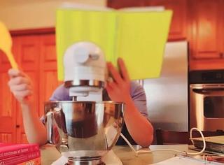 千万别让老婆玩烘焙!