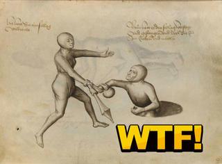 婚姻出现问题怎么办?古欧洲人的这些做法太惊人