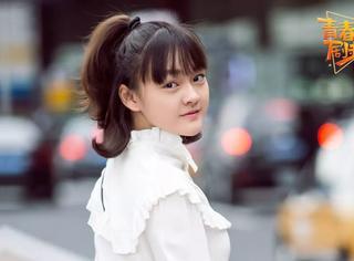 14岁文淇,金马史最年轻女配,也许这就是天生的演员吧!