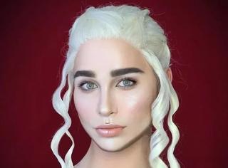 化妆的最高境界就是把男人变成女人