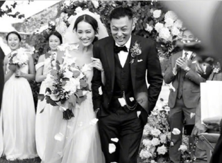 余文乐结婚啦!晒婚礼照片:感谢你的出现让我充满笑声