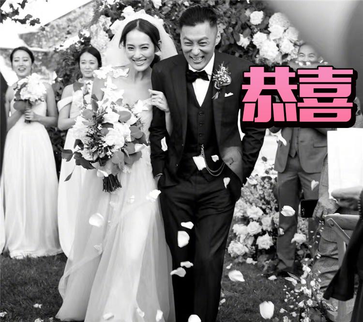 余文乐结婚了,志明终于找到了他的春娇!
