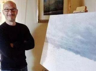 47岁自学绘画,比照片还真实,征服了整个艺术界