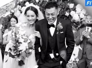 余文乐终于结婚了:我一定会把幸福带给你
