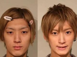 这些男人修了眉毛再化了妆,居然能差这么多?