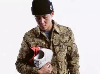 陈冠希说,是这双鞋让他成为了 Sneakhead