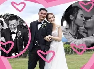 余文乐结婚,彭于晏做兄弟,我们为你扒了他与新娘的罗曼史