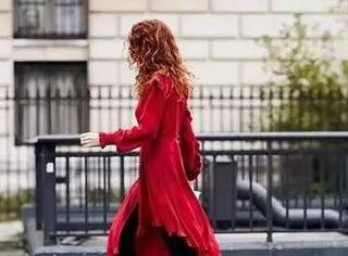 冬天怎么穿裙子?又暖又时髦的那种