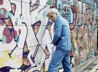 GD:「我是一位被音乐耽误的涂鸦艺术家」
