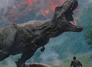 火山爆发了!《侏罗纪2》主角救恐龙不成自己性命还搭上了?