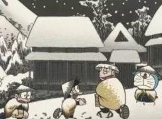 当日本浮世绘遇上国民漫画 传统与现代的碰撞可爱到炸裂!