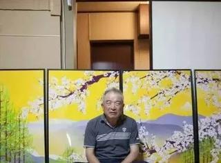 他60岁学用Excel画画,77岁终成世界级大神