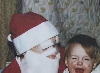 圣诞节恐怖回忆,一大波表情包来袭~