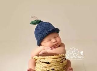 这个妈咪拍的宝贝融化了整个世界!