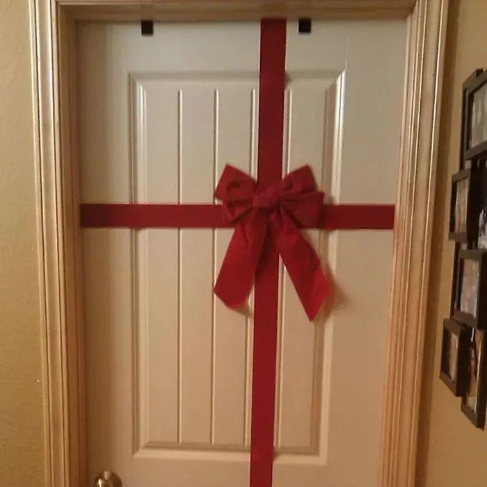 最懒的圣诞节装扮,简直不忍直视。