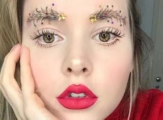别人的眉毛都开始准备过圣诞了,你还没找到属于自己的眉形