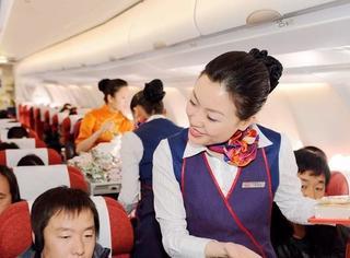 飞机餐得多好吃,才能让空姐连吃10盒?