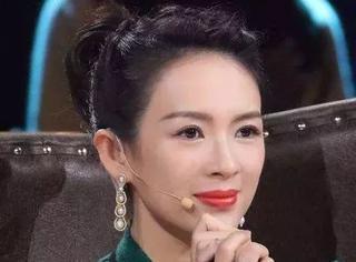 章子怡说耳环越大脸越小,这个道理你不会还不知道吧?
