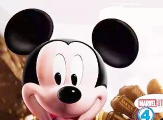 米老鼠吃狐狸,已经没人能阻挡迪士尼打造宇宙无敌IP舰队了