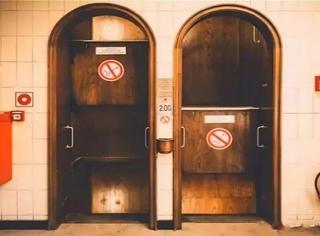 德国这个没有门的电梯我可以玩一年!