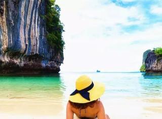 """泰国13处有颜有料的""""五星级""""海滩就在这里!"""