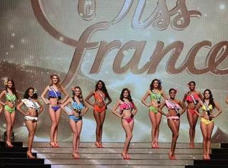 物化女性?法国小姐选美比赛被嘲笑,还有可能成为历史...