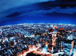 """从白昼到黑夜!在这些繁华都市,""""撞""""出迷之色彩!"""