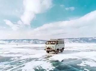 李健念念不忘的贝加尔湖,冬天竟美得如此惊心动魄