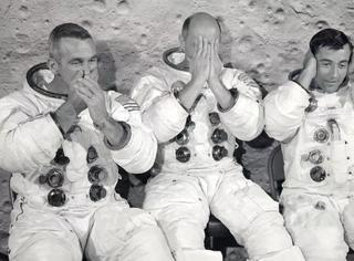 """茫茫太空,纸尿裤带给宇航员最""""温暖""""的呵护"""