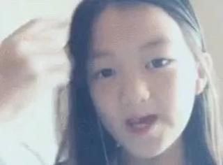 11岁李嫣做美甲,王菲说我女儿最美!