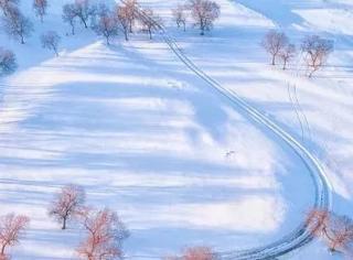 去国内这些超高性价比的赏雪目的地,解锁全新2018
