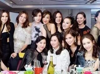 让李嘉欣、黎姿当陪衬的香港真贵妇、名媛们都长什么样?