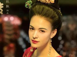 22岁拿双料影后、25岁获最佳女主的她,变身最惊艳杨贵妃