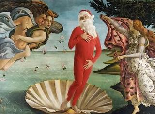终于弄明白,为什么圣诞老人没有来给我送礼物了!