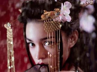 她出演的杨贵妃有别样的美