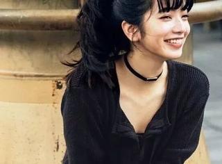 小松菜奈的百变面孔依旧是日杂封面的最爱!