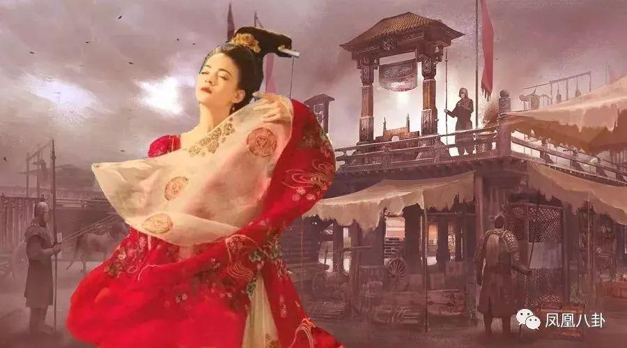 杨贵妃已经离开人世1200年,女人怎么还在做男人的替死鬼