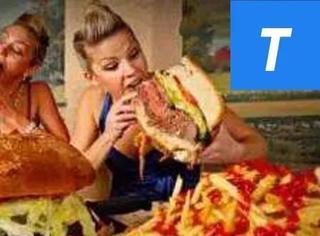 这些大胃王为啥这么能吃,还吃不胖?到底有没有天理了!