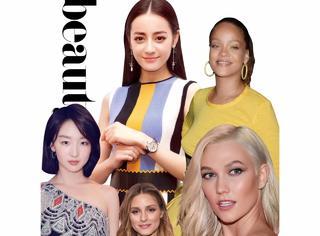 2017最佳妆容大盘点,谁最迷人?