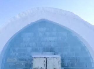丹麦只存在4个月的冰屋酒店又开业,据说错过还要等一年!